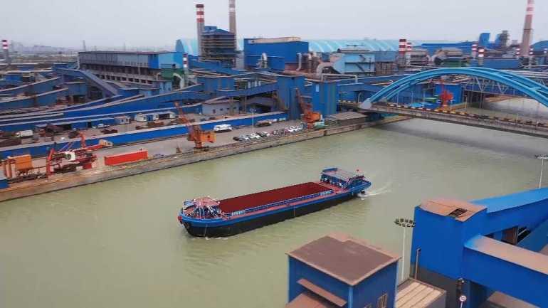 Китай дразнит электрификацию своей самой длинной реки с грузовым судном EV