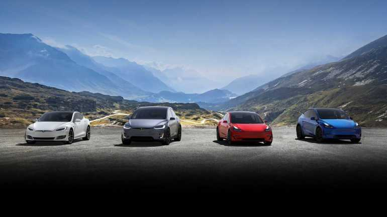 Продажи Tesla превысили 1 миллион электромобилей по всему миру