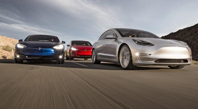 Тесла (TSLA) использует лизинговые модели S, 3, X для поддержки сделки с облигациями на 780 миллионов долларов