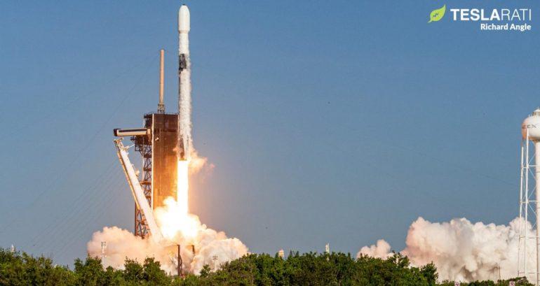 Следующие две даты запуска SpaceX Falcon 9 назначены на конец сентября
