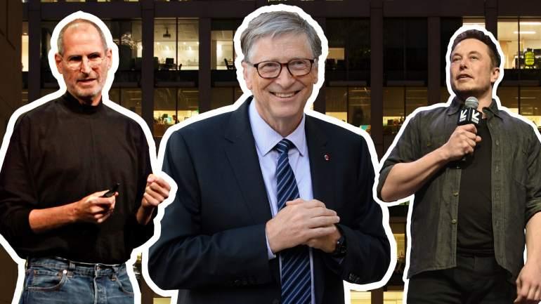 Билл Гейтс опровергает сравнения Илона Маска со Стивом Джобсом