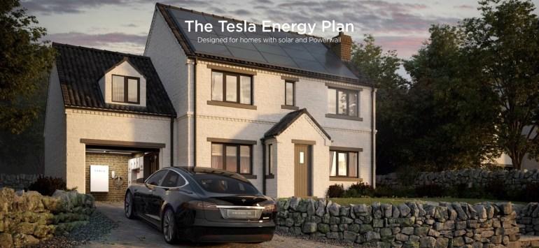 Tesla запускает свой энергетический план в Великобритании и намекает на грядущий проект Virtual Power Plant