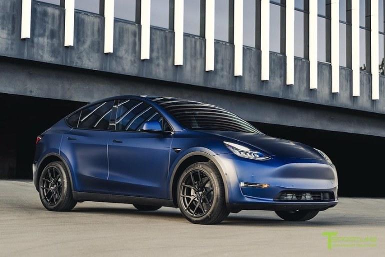 Morgan Stanley повысил целевую цену Tesla (TSLA) до 810 долларов, что является оптимальным вариантом до 1232 долларов за акцию