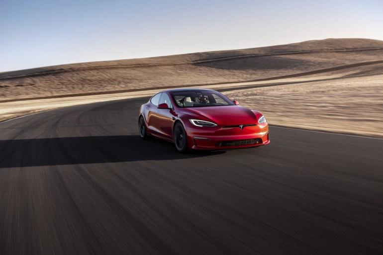 Мероприятие Tesla Plaid Event подчеркивает новую эру беспилотных автомобилей: Оппенгеймер