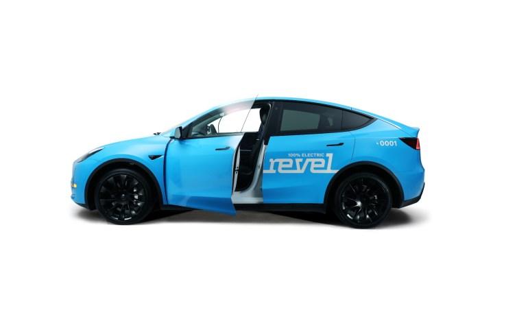 Генеральный директор Revel заявляет о `` укоренившихся интересах '' блокировать полностью электрические такси