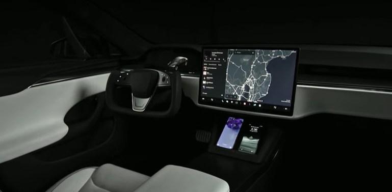 Илон Маск подтвердил новое обновление Tesla Model S HVAC для особо тихой кабины