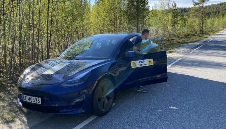 Окончательный тест на электромобиль объявляет Tesla Model 3 и Ford Mach-E королями выносливости