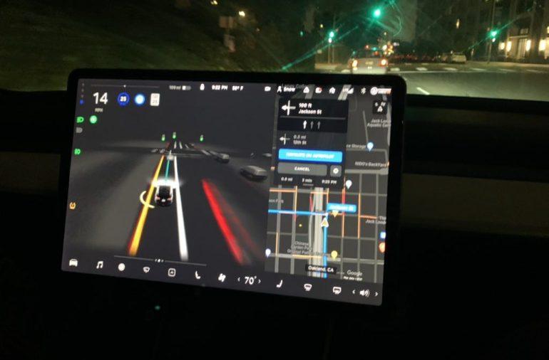Подписки Tesla FSD вступают в силу по цене от 99 до 199 долларов в месяц.