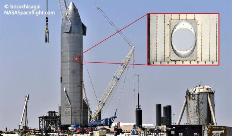 SpaceX заявляет, что Starship может победить плазменное затемнение с помощью антенн Starlink