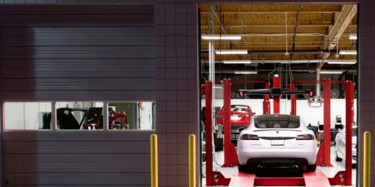 Диагностическое программное обеспечение Tesla теперь доступно для покупки в США