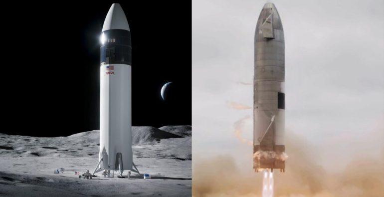 Контракт SpaceX с NASA Starship преобладает над легкомысленным Blue Origin, протестует Dynetics