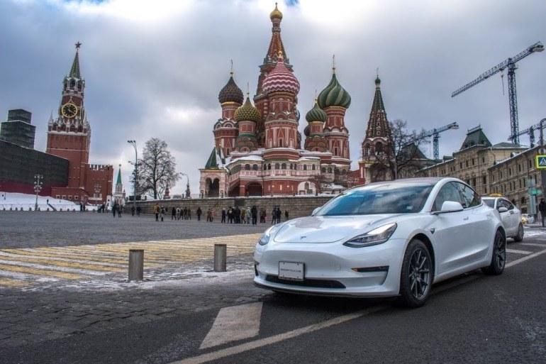 Россия обдумывает использование субсидий на электромобили для поднятия экономики и роста местного производства