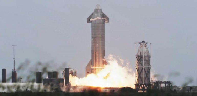 SpaceX заявляет, что Starship запустит следующее поколение спутников Starlink