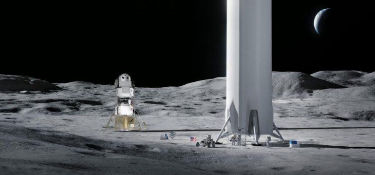Генеральный директор SpaceX Илон Маск объясняет, почему иск Blue Origin в отношении Starship не имеет смысла