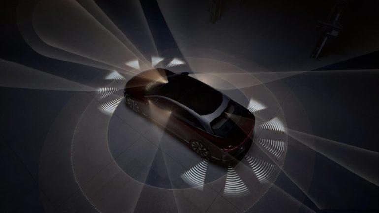удобная и готовая к будущему усовершенствованная система помощи водителю