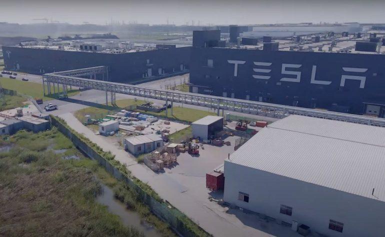 Илон Маск подтверждает, что Tesla Giga Shanghai теперь превосходит завод во Фремонте