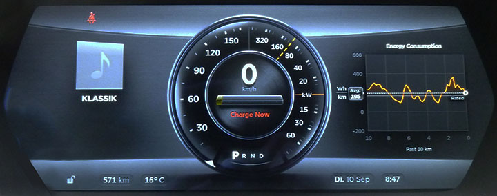 Range Anxiety? - Tesla Road Trip