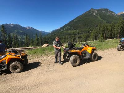Banff ATVs