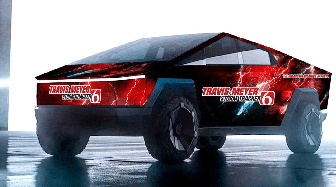 Tesla Cybertruck Imagined As Ultimate Storm & Tornado Chaser – InsideEVs