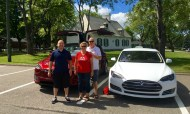 TeslaXCanada and TeslaTaxi. Thanks Christian!
