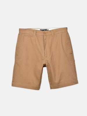 Newport Garment Dyed Canvas Shorts-0003
