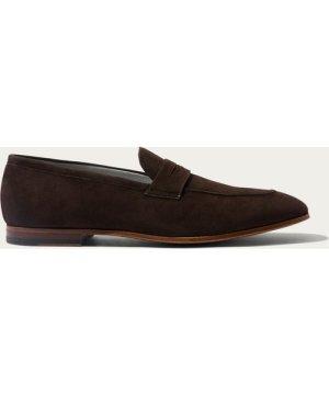 Marzio Moro Scamosciato Loafers