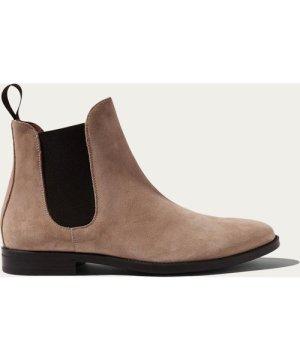 Giacomo Beige Chelsea Boots