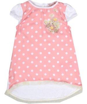 Miss Blumarine BODYSUITS & SETS Pink Girl Cotton