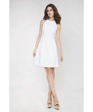 Conquista Sleeveless A-Line Dress