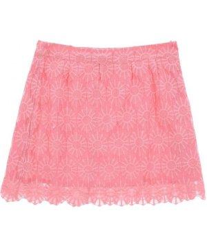 Dondup SKIRTS Pink Girl Polyamid