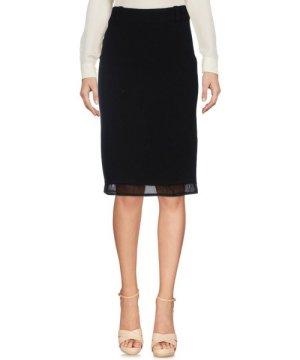 Fap Filles A Papa Black Wool Skirt