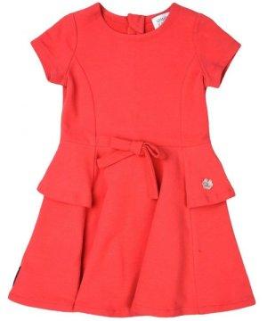 Armani Junior BODYSUITS & SETS Red Girl Cotton