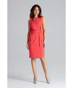 Lenitif Midi Sleeveless Dress