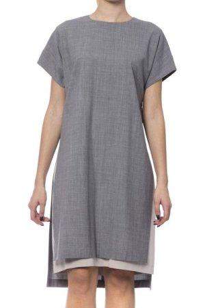 Co Peserico Bgrigio Dress