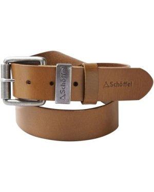 Schoffel Mens Leather Belt Tan 42