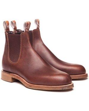 R.M. Williams Mens Gammon Boots Brown 7.5 (EU41.5)