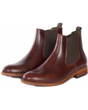 Barbour Mens Bedlington Boot Mahogany 7 (EU41)