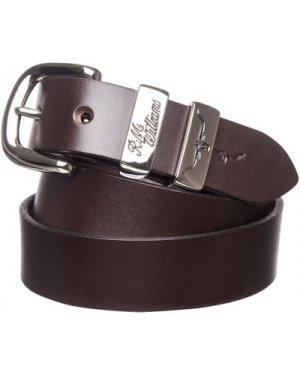 R.M. Williams Mens 1.25 Inch Solid Hide Belt Chestnut 40