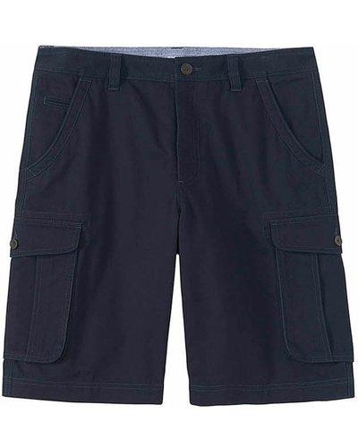 Crew Clothing Mens Woodcombe Cargo Shorts Dark Navy 32