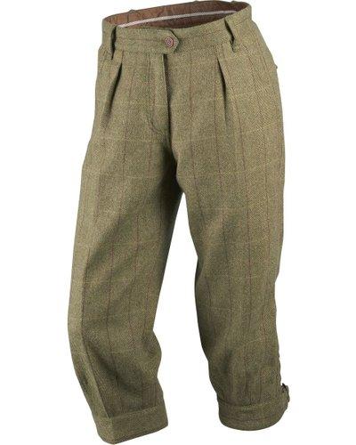 Seeland Womens Ragley Tweed Breeks Moss Check 18