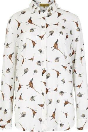 Dubarry Womens Briarrose Shirt Cream Multi 18