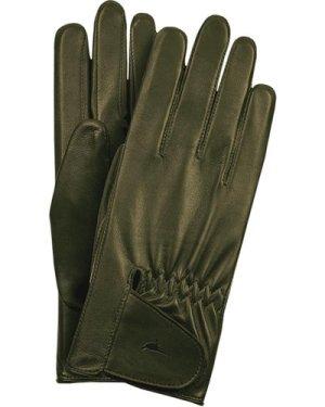 Laksen Unisex Paris Gloves Green 10