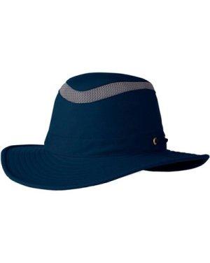 Tilley LTM6 Broad Brim Airflo Hat Navy 62cm (7 3/4)