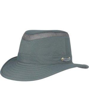 Tilley LTM5 Medium Brim Airflo Hat Light Stone 7 3/4