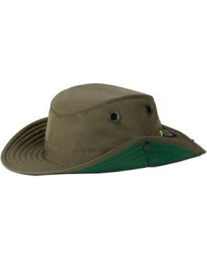 Tilley Unisex TWS1 Paddlers Hat Olive 58cm (7 1/4)