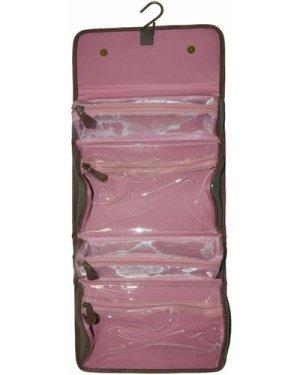 Schoffel Unisex Tweed Toiletry Bag Cavell Tweed One