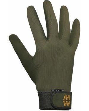 MacWet Unisex Climatec Long Cuff Sports Gloves Green 10
