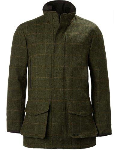 Musto Machine Washable GORE-TEX Tweed Jacket Balmoral XXL