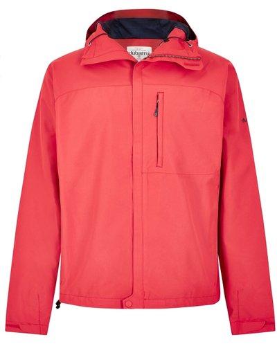 Dubarry Mens Ballycumber Jacket Poppy XXL