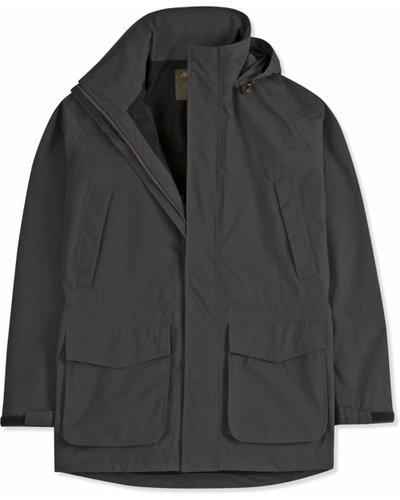 Musto Mens Fenland BR2 Packaway Jacket Liquorice XL